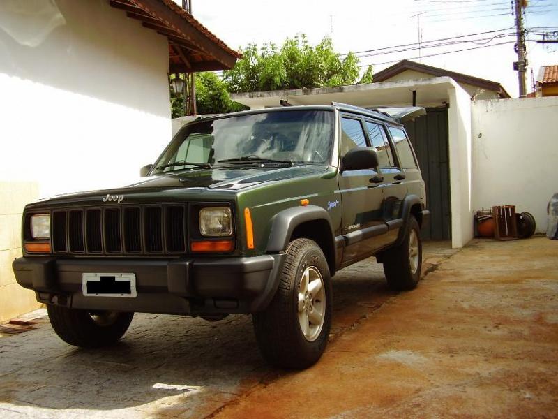Cherokee Sport 98 1389813512_589131439_7 Jeep Cherokee 1998 Sport Gasolina   ...