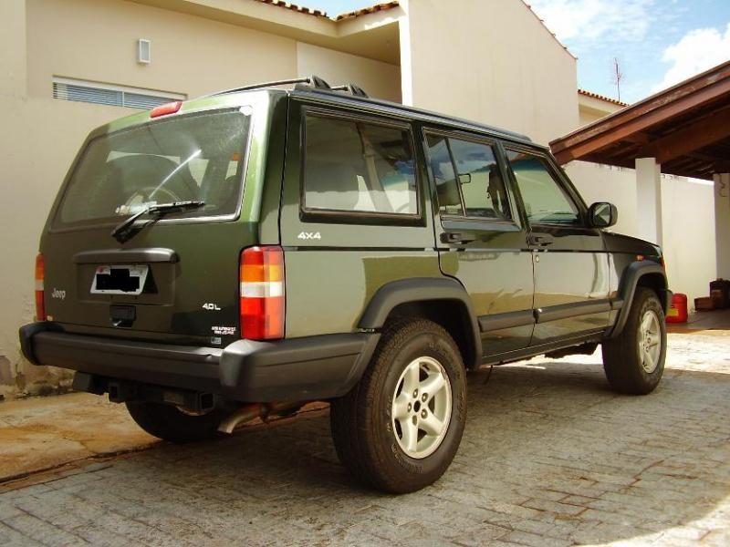 ... Cherokee Sport 98 1389813512_589131439_9 Jeep Cherokee 1998 Sport Gasolina   ...