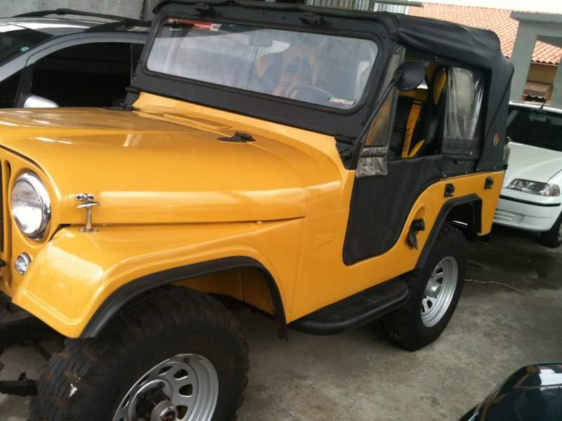 Conferir Ao Comprar Um Jeep Willys