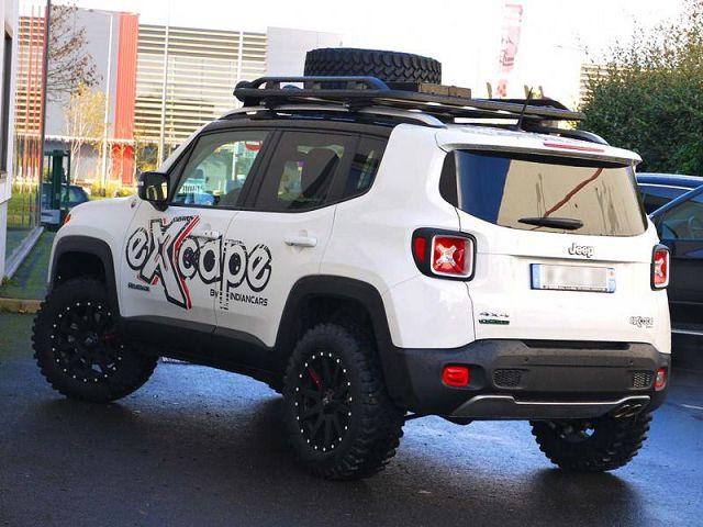 Jeep Renegade Vai Pegar P 225 Gina 11