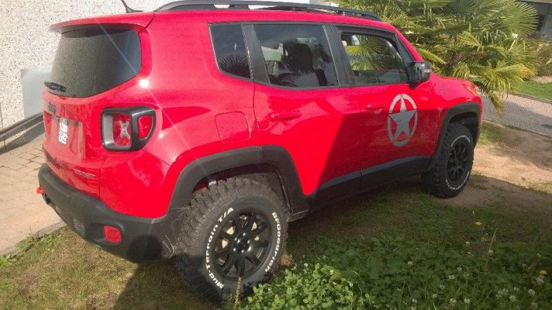 Jeep Renegade com Pneus BFGoodrich - Página 3