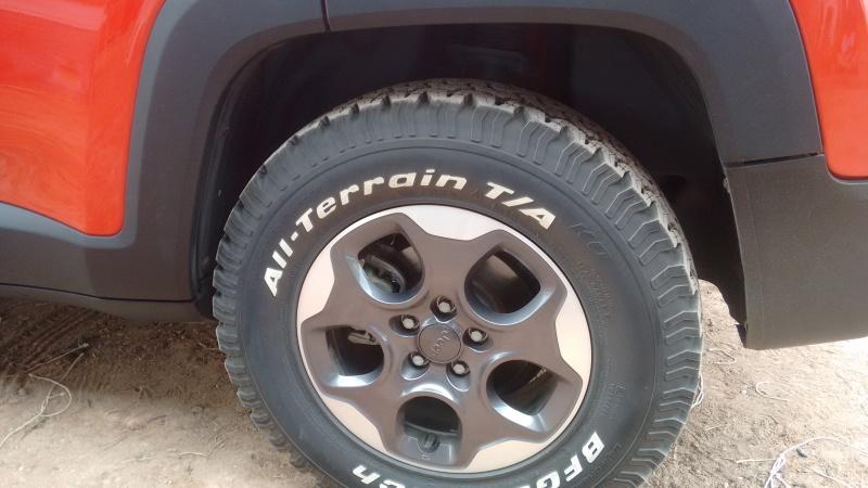 Jeep Renegade Forum >> Jeep Renegade com Pneus BFGoodrich - Página 7