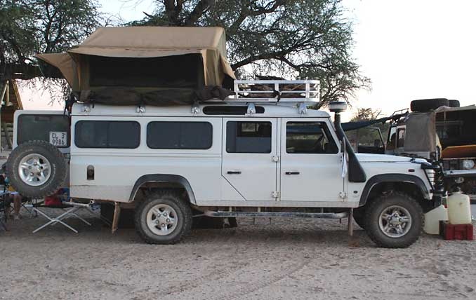 Land Rover Defender 130 Station Wagon No Brasil