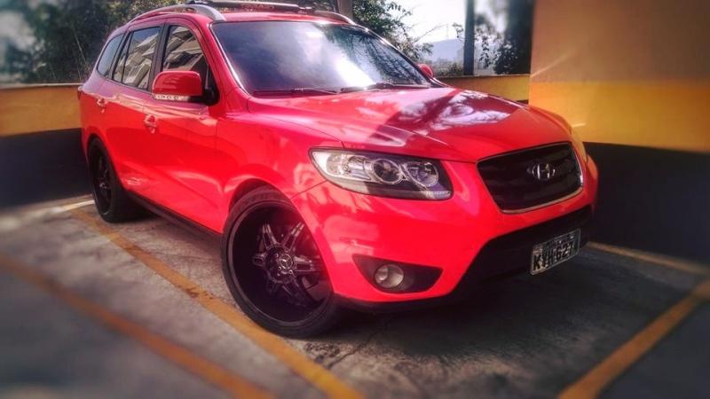 ... Hyundai Santa Fé   Diferencial  Vibrando 13654403_1117309808340592_7866400992704128239_n
