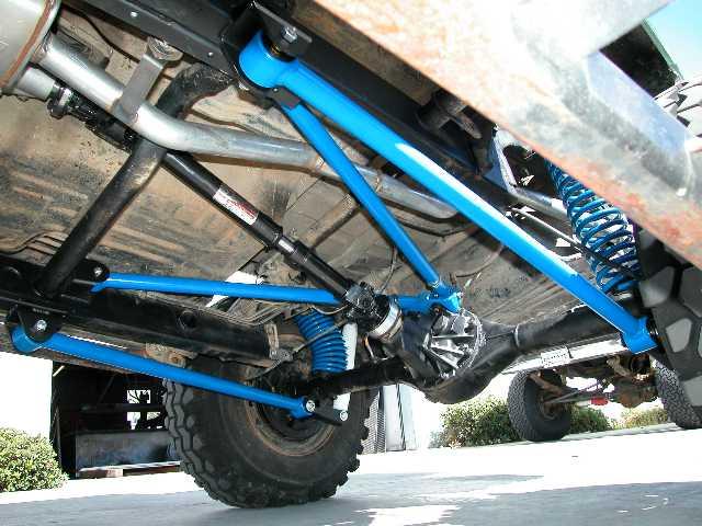Suzuki Sidekick Toyota Axle Swap