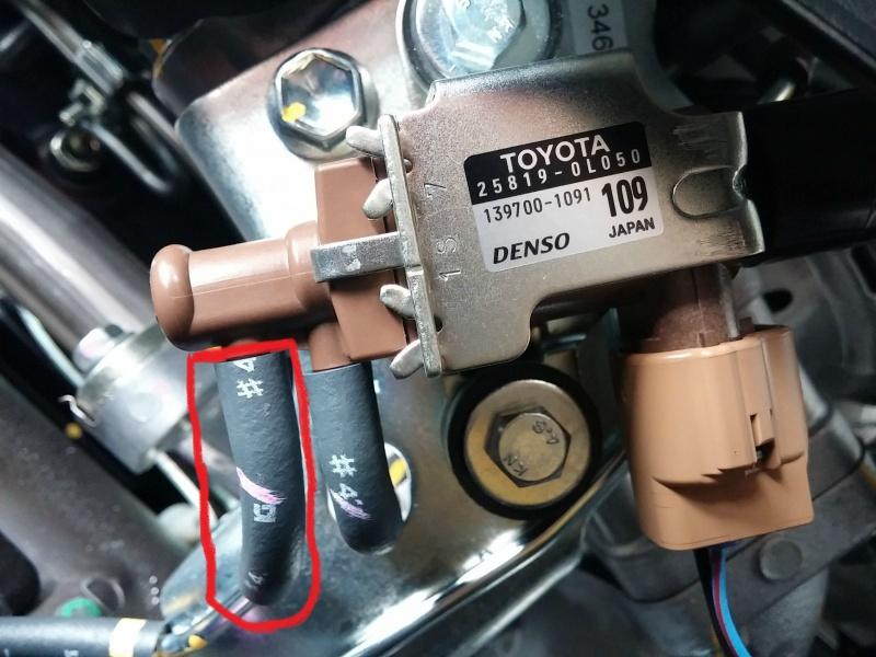 how to change pcv valve on 2010 mitsubishi outlander 3.0