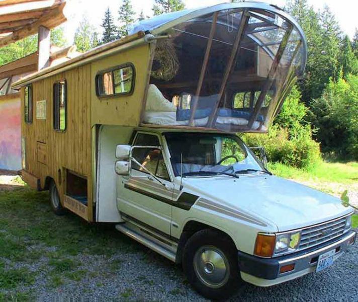 Montando um motorhome camper sobre uma f 250 cd 4x4 for Motorized windows for the home