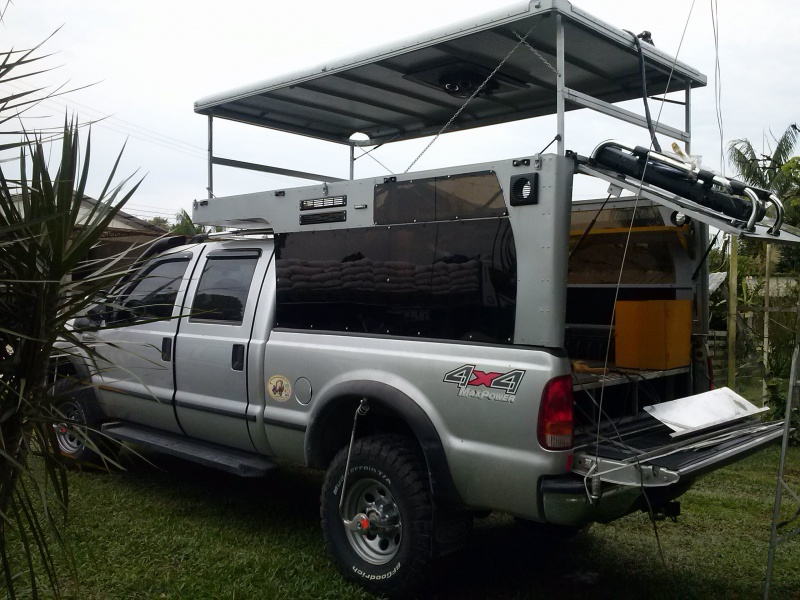 Tacoma Flippac Camper 2017 2018 Best Cars Reviews