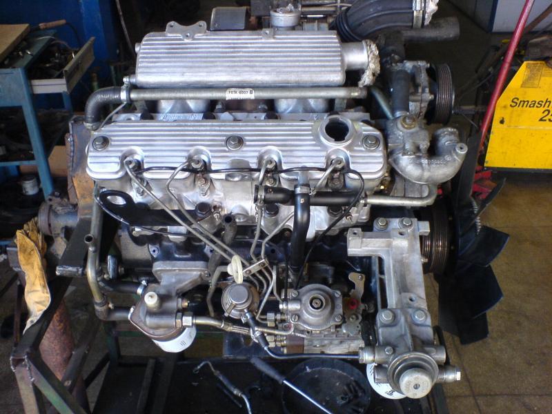 Vendo Motor Maxion 2 5 De Ranger Diesel