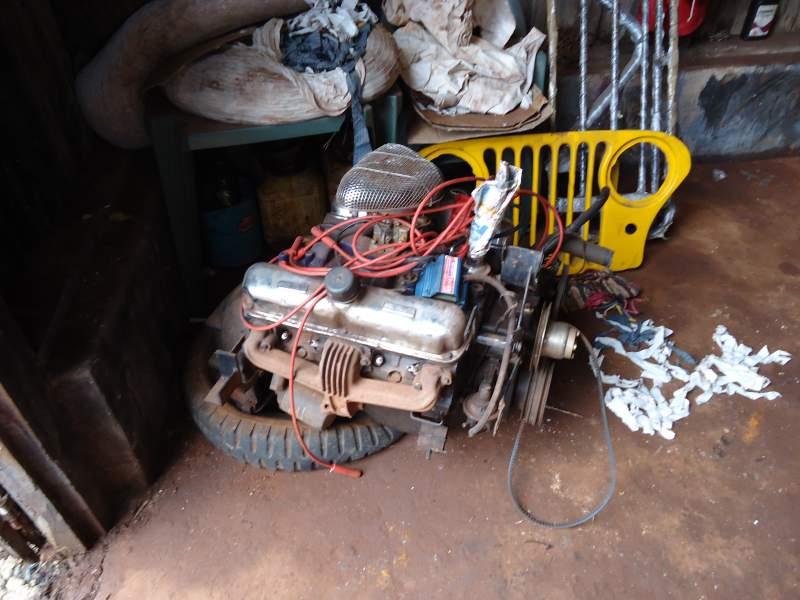 V8 Jeep Wrangler >> [VENDO] Motor V8 318 Completo