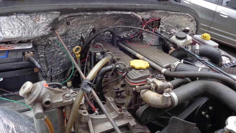 Motor Maxion 2 5 Ranger 99 Turbo Diesel