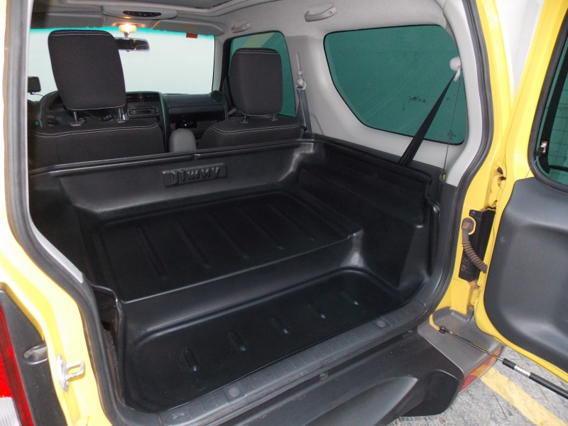 Vendo Ca 231 Amba Moldada Para Suzuki Jimny