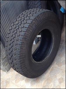 vendo 4 pneus tornel brute 31x10 5x15 muito novos vale a pena conferir. Black Bedroom Furniture Sets. Home Design Ideas