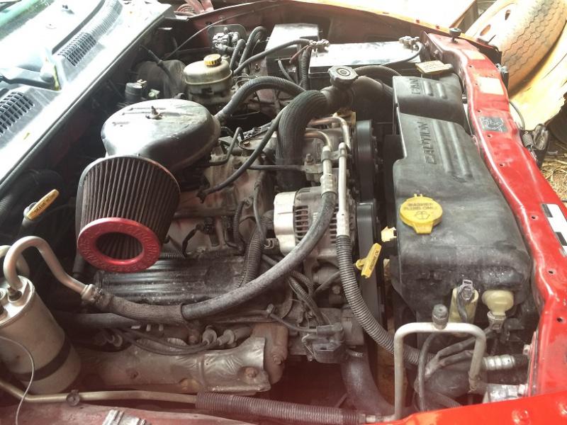Motor Dakota R T 5 2 V8 E C Mbio Autom Tico