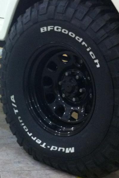 Jeep Renegade Forum >> Vendo 4 rodas de ferro 6 furos aro 17 tala 9