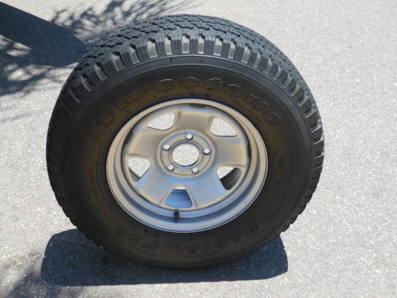 04 quatro rodas originais ford ranger 04 quatro pneus firestone 235 75r15. Black Bedroom Furniture Sets. Home Design Ideas