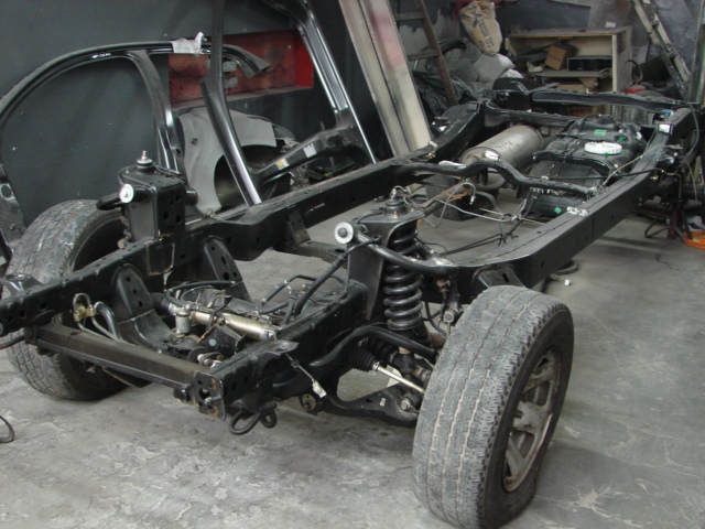 D Hilux Chassis Completo Dsc on Toyota Land Cruiser 4x4
