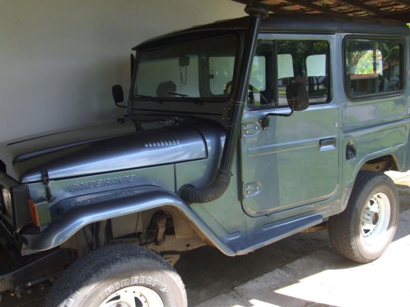 Toyota Bandeirante 2001