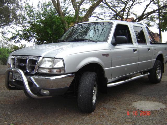 vendo ford ranger xlt 2003 cabine dupla diesel 4x4 87 000 kms