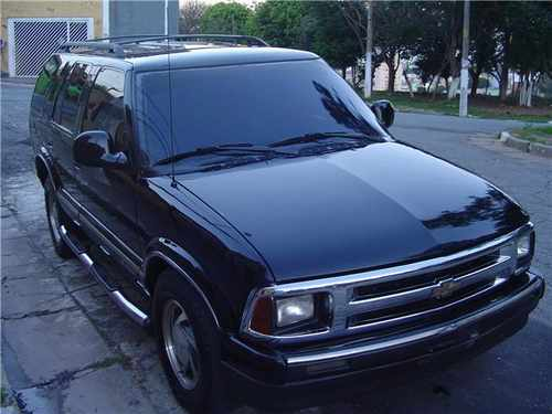Jeep Cherokee Forum >> Vendo BLAZER 94-95 AMERICANA V6 4X4