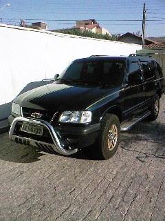 Vendo Blazer 2000 Executive 4 3 V6 Automatica