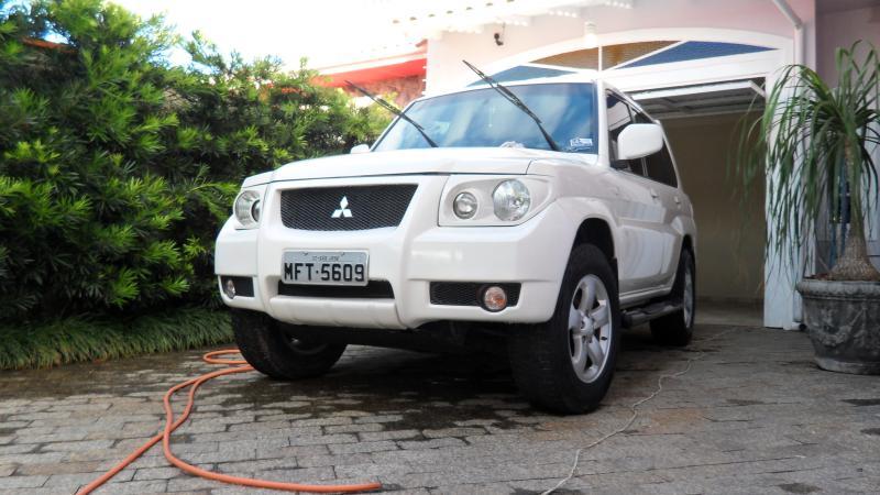 Nissan Frontier Diesel >> Vendo Pajero tr4 2008