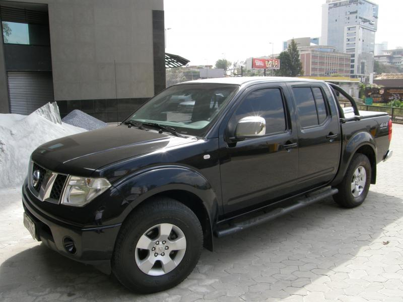 Nissan Frontier Sel 07 08