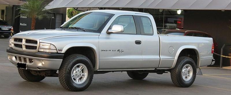 D Vendo Dodge Dakota R T V Club Cab Impecavel Dodge Dakota Rt V Impecavel Mlb F on 2001 Dakota R T