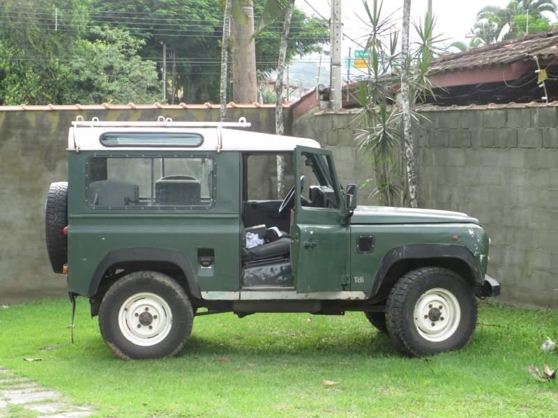 Vendo Land Rover Defender 90