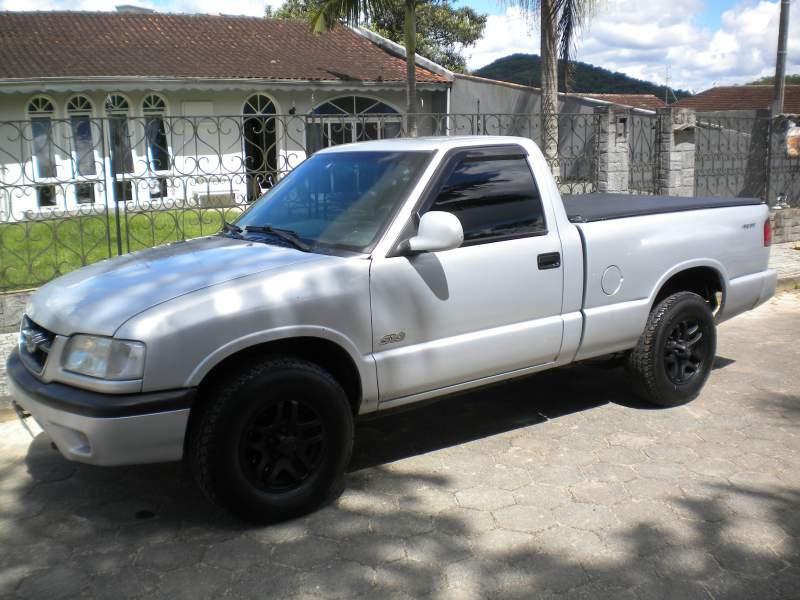 S10 2 8 4x4 Cs Turbo Intercooler Diesel 2p 2000 2000