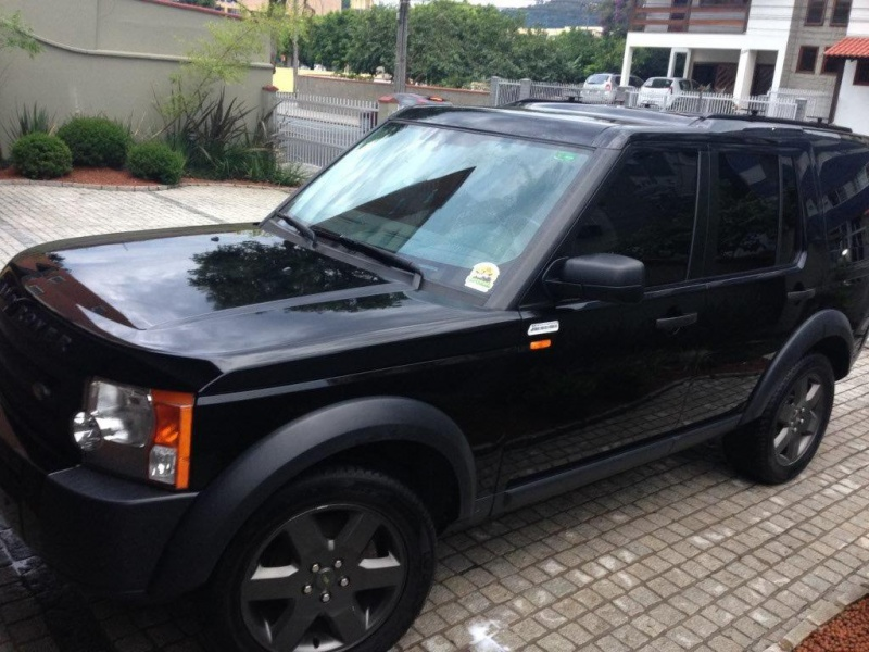 Land Rover Discovery 2 >> Land rover discovery 3 2.7 s 2007