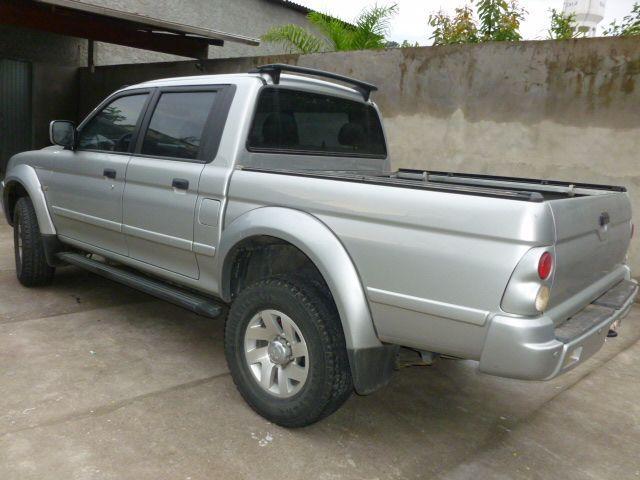 L200 Gls 2 5 4x4 Cd Diesel 2004 2005