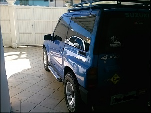 Jipe Suzuki Vitara JLX - Raridade-cam00439.jpg