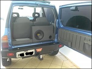 Jipe Suzuki Vitara JLX - Raridade-cam00441.jpg