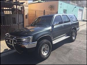 Toyota Hilux SW4 - 1993 - 2.8 Diesel Verde-img_6937.jpg
