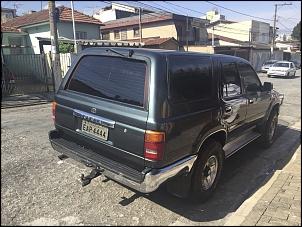 Toyota Hilux SW4 - 1993 - 2.8 Diesel Verde-img_6936.jpg