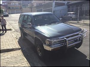 Toyota Hilux SW4 - 1993 - 2.8 Diesel Verde-img_6938.jpg