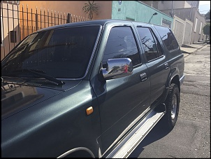 Toyota Hilux SW4 - 1993 - 2.8 Diesel Verde-img_6941.jpg