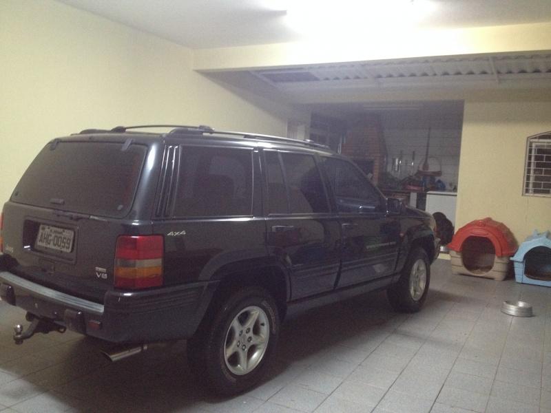 Vendo Jeep Grand Cherokee Limited LX 5.9 1998 (série Especial) Img_0330  ...