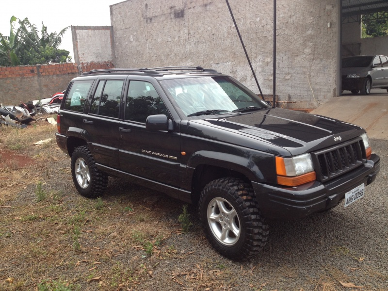 ... Vendo Jeep Grand Cherokee Limited LX 5.9 1998 (série  Especial) Img_3796 ...