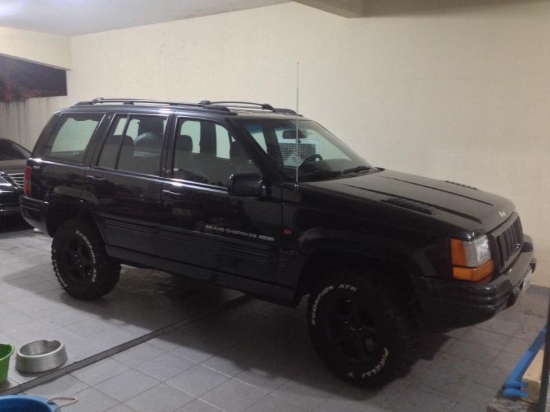 ... Vendo Jeep Grand Cherokee Limited LX 5.9 1998 (série  Especial) Img_6012 ...