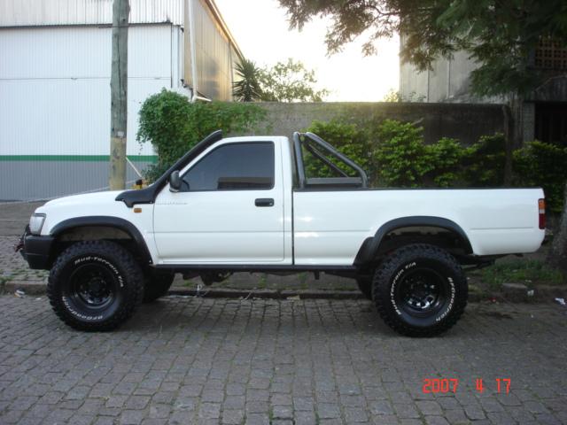 Toyota Hilux Equipadona