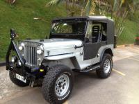 Troca de conhecimentos com proprietários de Jeep 1951 a 1954.