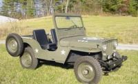 Destinado a proprietários e admiradores do Jeep criado na época da II guerra!