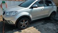 Troca de dicas e informações entre proprietários de carros da Ssangyong