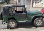 Jeep Willys 1974