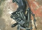 Suspensão dianteira da D20 moderna/Silverado completa com pinça de freio discos