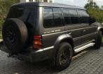 Pajero GLS-B V6, 4p, aut, 7 lugares
