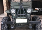 Jeep Willys CJ3 top