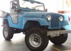 Jeep CJ5- mesmo dono há 27 anos